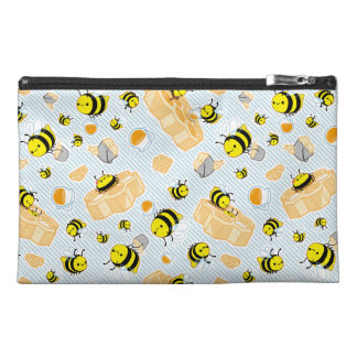 BEES! Travel Accessory Bag