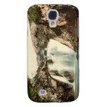 Beesley Falls, Ingleton, Yorkshire, England Samsung Galaxy S4 Cases