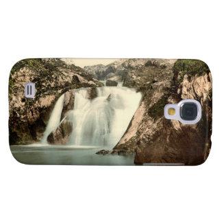 Beesley Falls, Ingleton, Yorkshire, England Galaxy S4 Cover