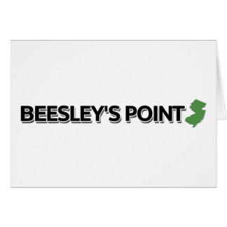 Beesley's Point, New Jersey Card