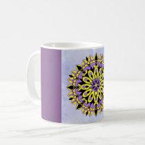 BeeSun Mandala Coffee Mug