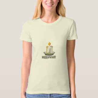 BeesWax Candle T-shirt
