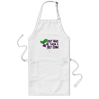 Beet Down Aprons
