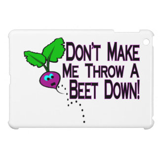 Beet Down Case For The iPad Mini