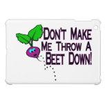 Beet Down iPad Mini Cover