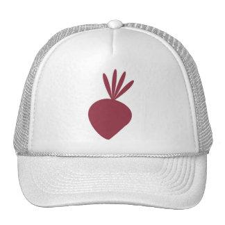 Beet Hat 2
