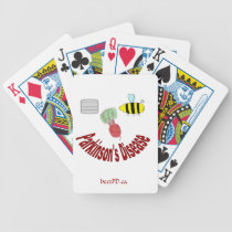 Beet PD Playing Cards