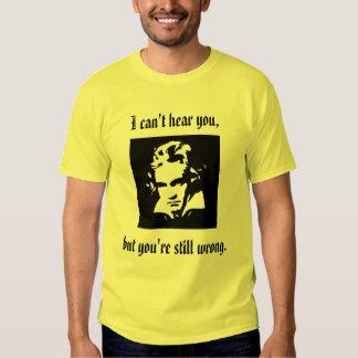 Beethoven Attitude T-shirt