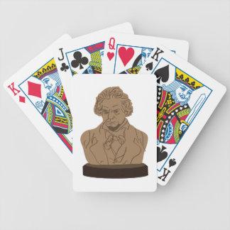 Beethoven Barajas De Cartas