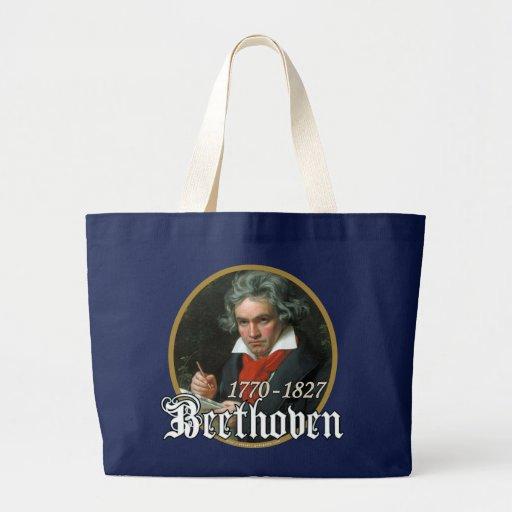 Beethoven Bolsa De Mano