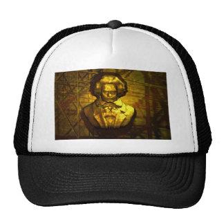 Beethoven - bronce trucker hat
