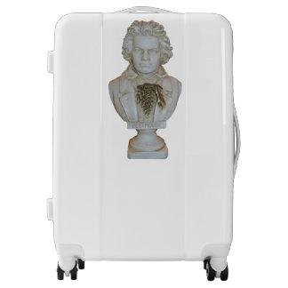 Beethoven Bust Luggage