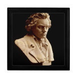 Beethoven bust statue gift box