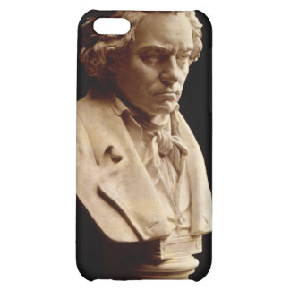 Beethoven bust statue iPhone 5C cases