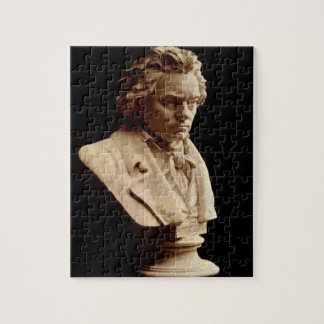 Beethoven bust statue puzzle