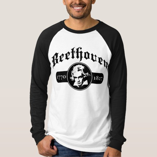 Beethoven Camisas