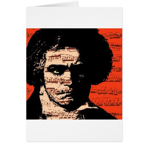 Beethoven Cards