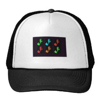 Beethoven Collage Trucker Hats