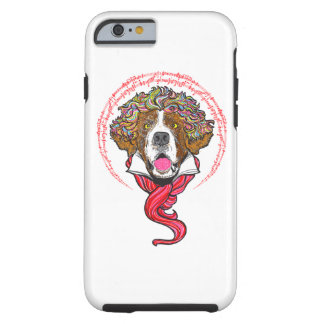 Beethoven Dog Tough iPhone 6 Case