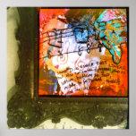 Beethoven enmarcó posters