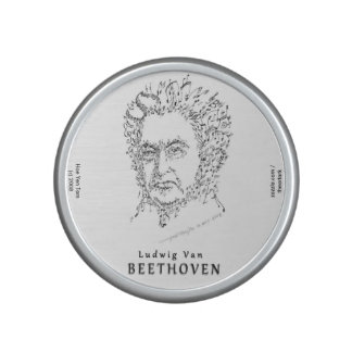 Beethoven Face the Music Bluetooth Speaker