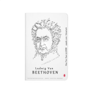 Beethoven Face the Music Journal