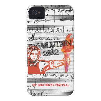 BEETHOVEN FESTIVAL iPhone 4 Case-Mate CASE