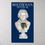 Beethoven Festival Park City Poster