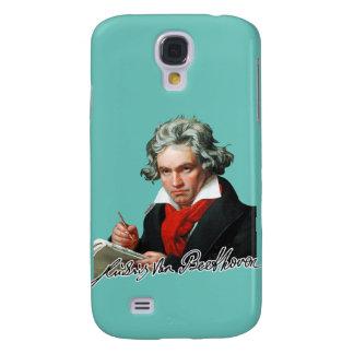 """""""Beethoven Funda Para Galaxy S4"""