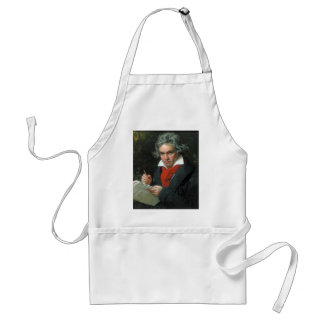 Beethoven Gifts Tees Collectibles ON SALE Adult Apron