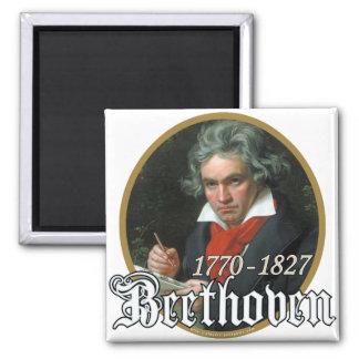 Beethoven Imán Cuadrado