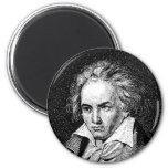 Beethoven Imán Para Frigorífico