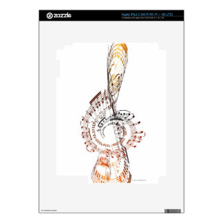 Beethoven iPad 3 Decal