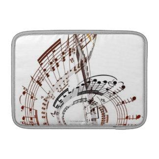 Beethoven MacBook Air Sleeves
