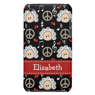 Beethoven iPod Touch 4th Gen Case Mate Cover iPod Touch Case-Mate Case