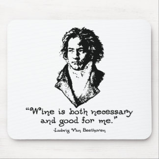 Beethoven -L Mouse Pad