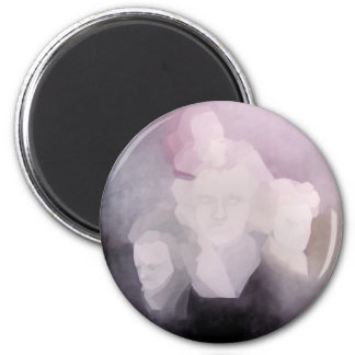 Beethoven 2 Inch Round Magnet