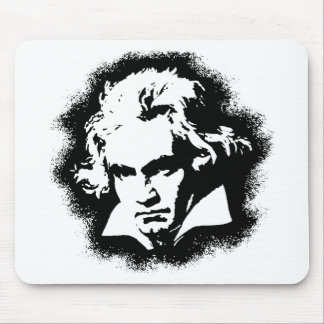 Beethoven Mouse Pad
