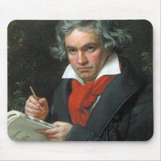 Beethoven Mousepad mousepad