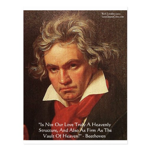 Ludwig Van Beethoven Famous Quotes