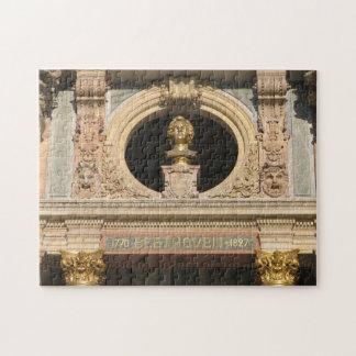 Beethoven Opera Bust Jigsaw Puzzles