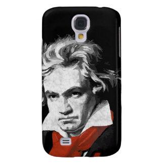 Beethoven piano virtuoso black funda samsung s4