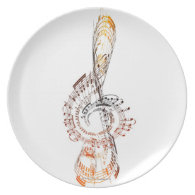 Beethoven Plate
