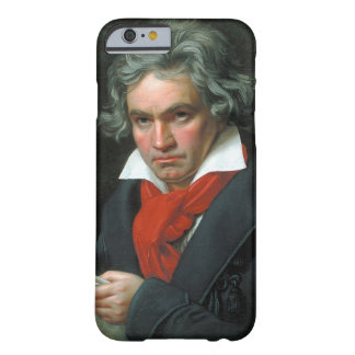 Beethoven Portrait Barely There iPhone 6 Case