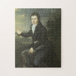 Beethoven Portrait Jigsaw Puzzle