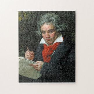 Beethoven Portrait Puzzle