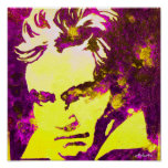 Beethoven Póster
