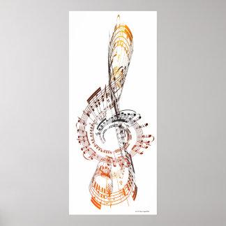 Beethoven Print