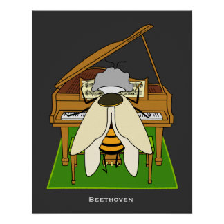 Beethoven - poster 16 x 20