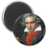 Beethoven Product Fine Art Classical Collection Magnet
